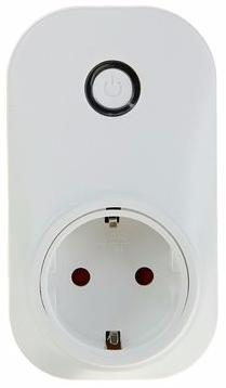 Sonoff Socket - умная Wi-Fi розетка (White)
