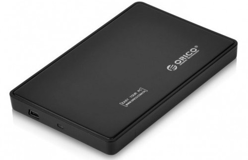 Orico 2588US - контейнер для HDD (Black) 2588US-BK