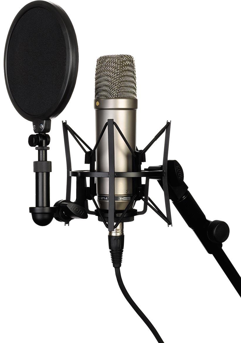 Микрофон Rode NT1-A (Silver)