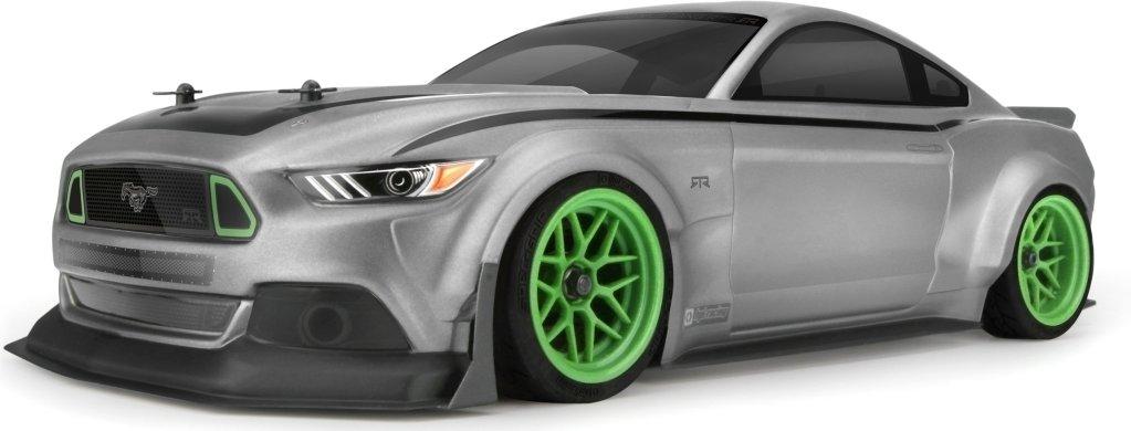 HPI 2015 Ford Mustang Spec 5 RS4 Sport 3 1:10 - радиоуправляемый автомобиль (Grey)