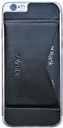 Кошелек-накладка Zavtra для iPhone 6/6S (Black)Чехлы-накладки для смартфонов<br>Кошелек-накладка<br>