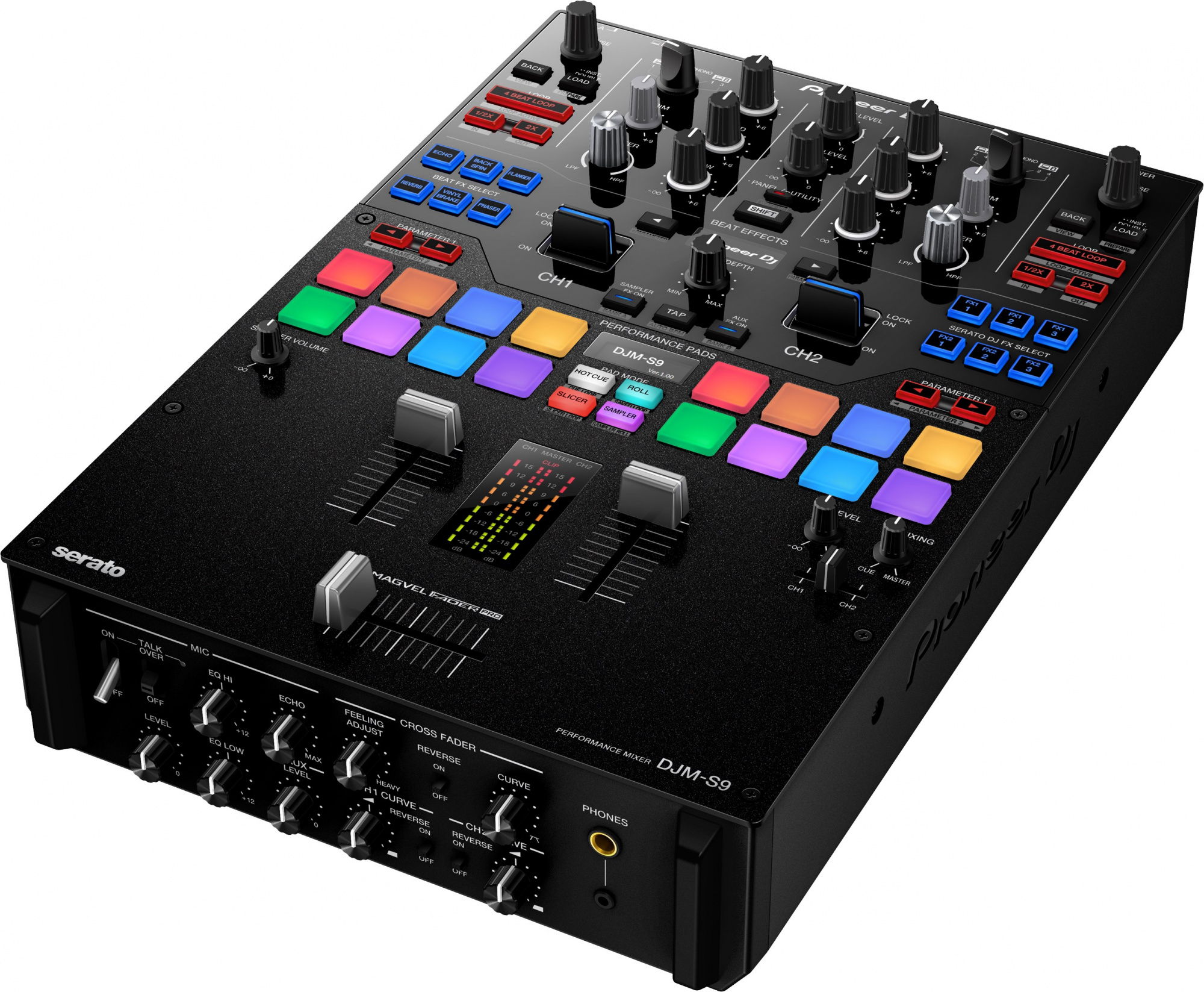 Pioneer DJM-S9 (A061092) - DJ-микшер (Black)