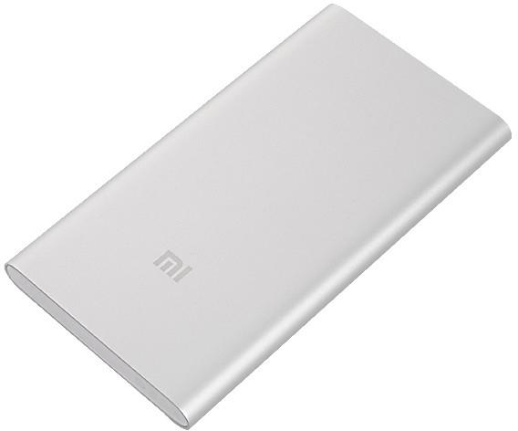 Купить Xiaomi Power Bank 2 10000 mAh - внешний аккумулятор (Silver)