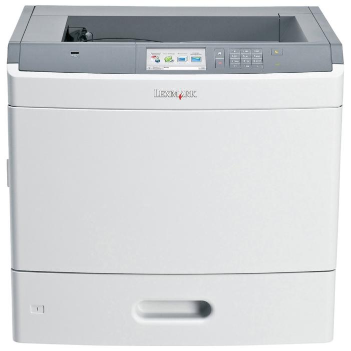 Lexmark C792de (47B0071) - цветной лазерный принтер (White)Лазерные принтеры<br>Цветной лазерный принтер<br>