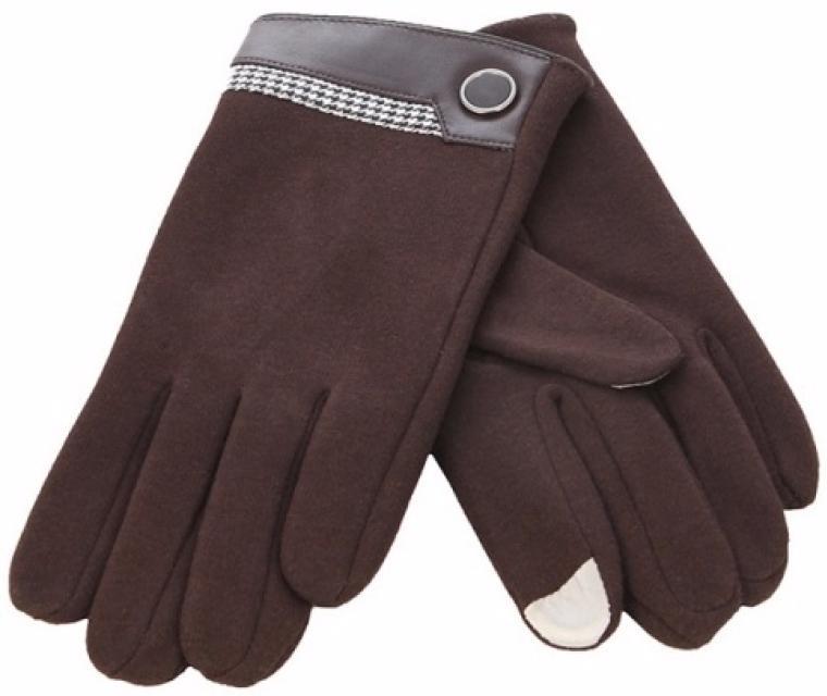 iCasemore Gloves (iCM_but-brn) - кашемировые перчатки (Brown) перчатки для сенсорных экранов icasemore gloves icm clasp blk black
