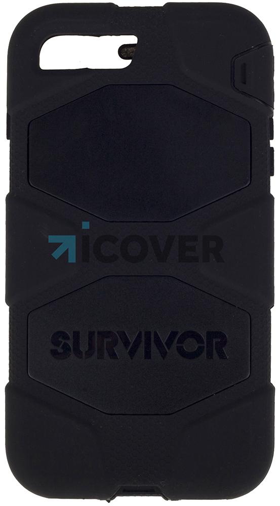 Griffin Survivor - противоударный чехол для iPhone 7 Plus (Black)
