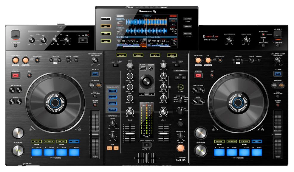 PIONEER XDJ-RX (A060252) - DJ станция (Black)