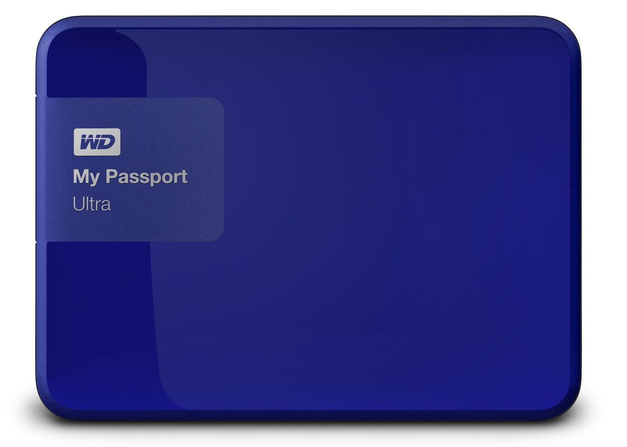 Western Digital My Passport Ultra 500Gb