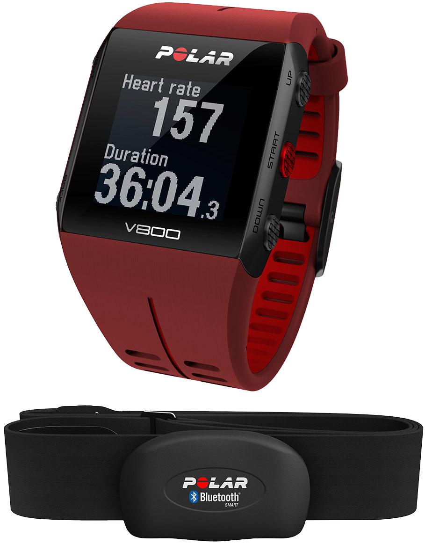 V800Спортивные и GPS-часы<br>Спортивные GPS-часы<br>
