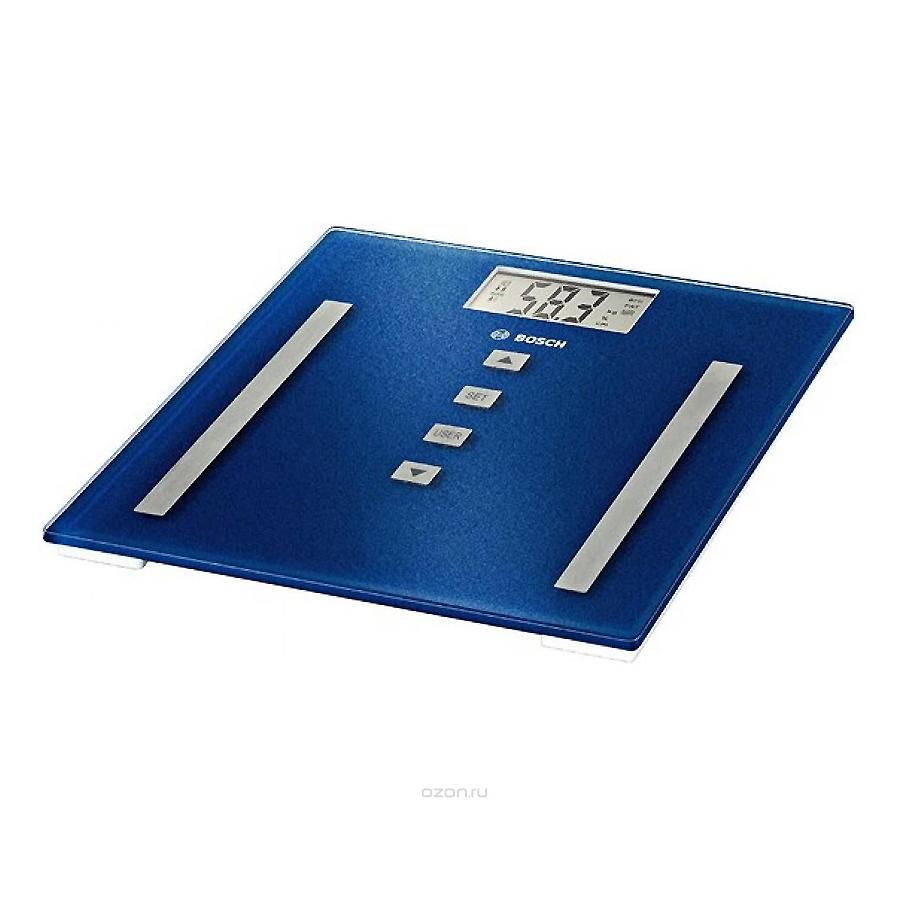 Bosch PPW 3320 - напольные весы (Blue)