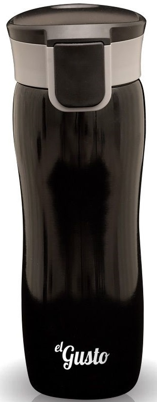 El Gusto Corsa 0.47 L - термокружка (Black)