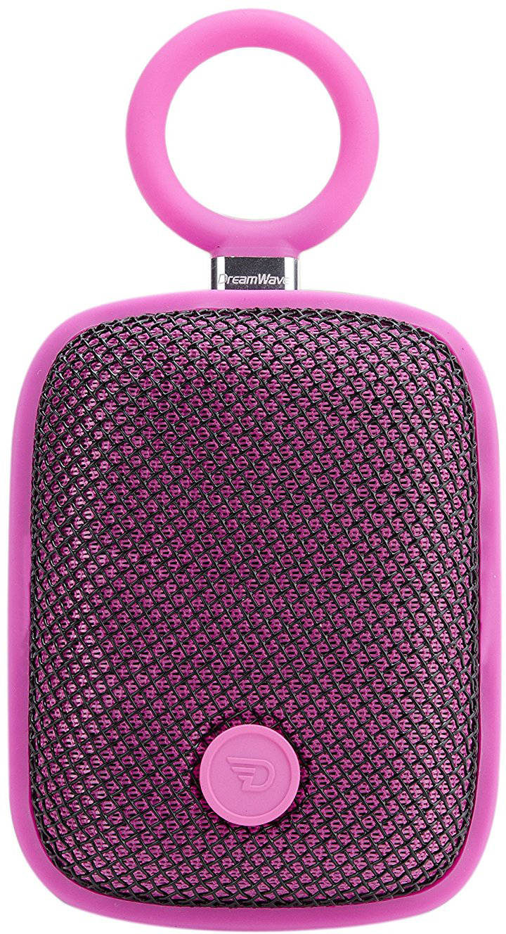 DreamWave Bubble Pod (15119096) - портативная акустика (Pink) портативная акустика для iphone