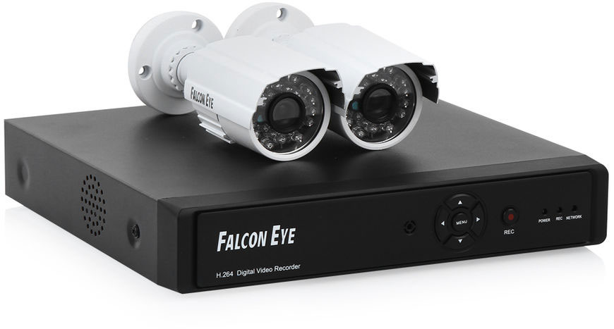 Falcon Eye Video Door Phone FE-KIT Квартира