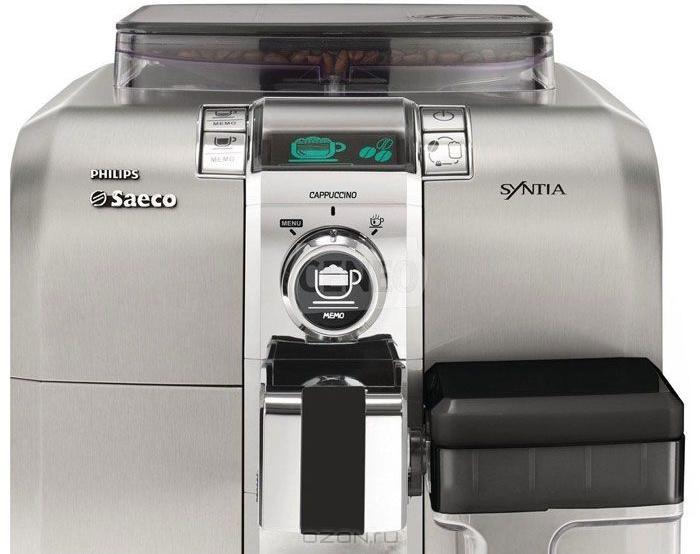 Philips Saeco Syntia Cappuccino HD8838/09
