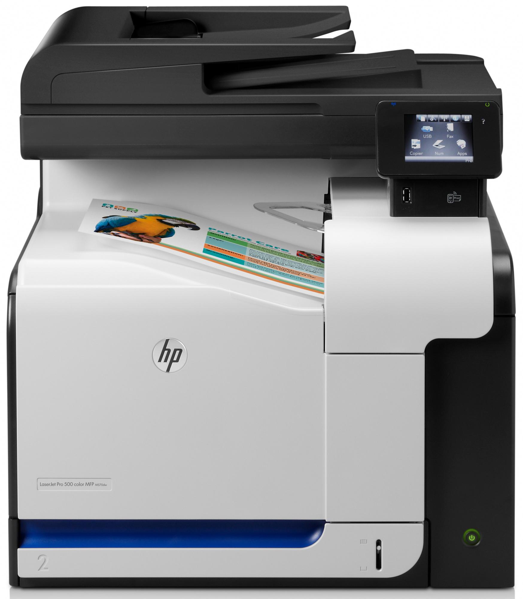 Color LaserJet Pro 500