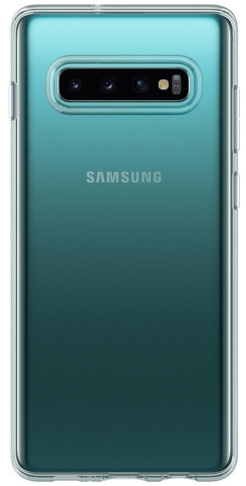 Чехол Spigen Liquid Crystal (606CS25761) для Samsung Galaxy S10 Plus (Clear)