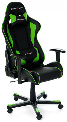 DXRacer OH/FE08 - компьютерное кресло (Green)