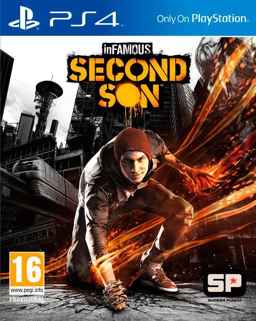 inFAMOUS Second SonИгры для PlayStation<br>Видеоигра<br>