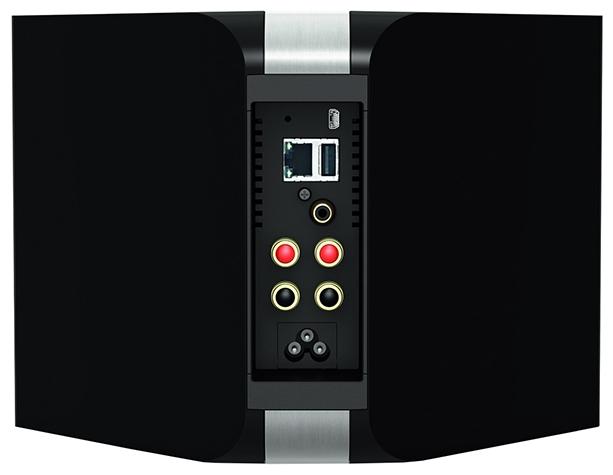 POWERNODE N150, Gloss black