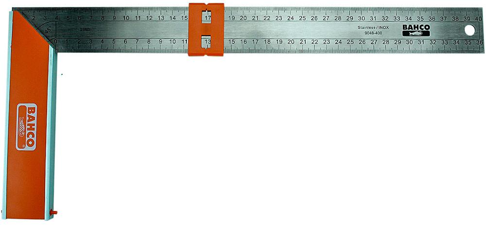 Bahco 9048-400 - угольник 40 см (Orange/Metallic)