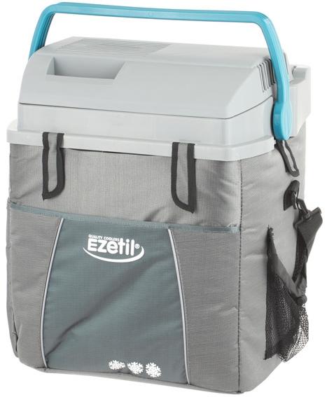 Ezetil ESC 28 12V (875691) - автомобильный холодильник (Grey)Автомобильные холодильники<br>Автохолодильник<br>