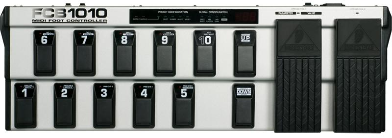 НапольныйMIDI-контроллеры и клавиатуры<br>MIDI-контроллер<br>