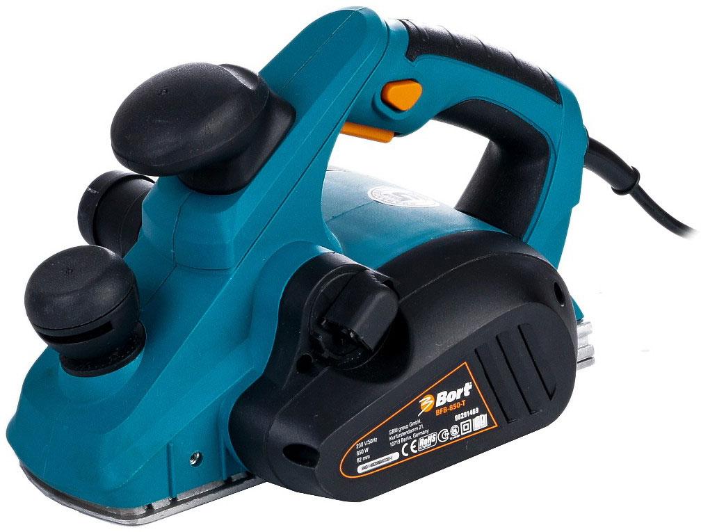 Bort BFB-850-T (98291469) - электрический рубанок (Blue)Электрорубанки<br>Электрический рубанок<br>