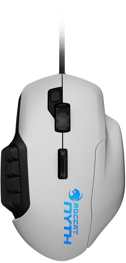 Roccat Nyth (ROC-11-901) - игровая мышь (White) doffler gm7000 игровая мышь