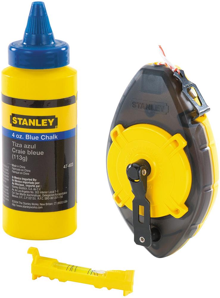 Stanley 0-47-465 - разметочный набор (Yellow)