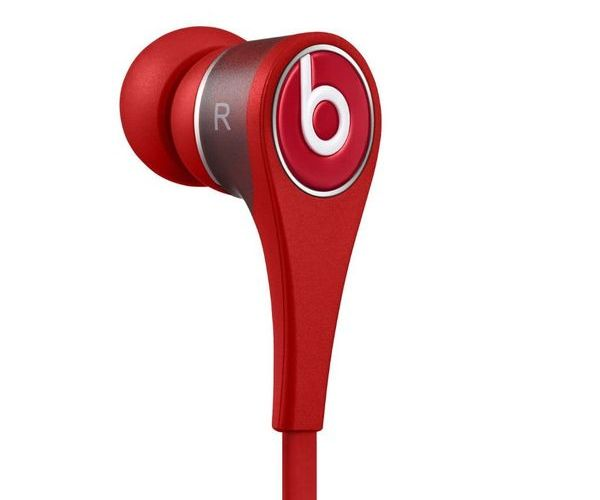 Beats Tour 2.0 (900-00101-03) - проводные наушники (Red)