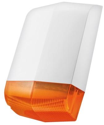 Coco ALSIR-2000  - автономная сирена для охранной сигнализации (White/Orange)