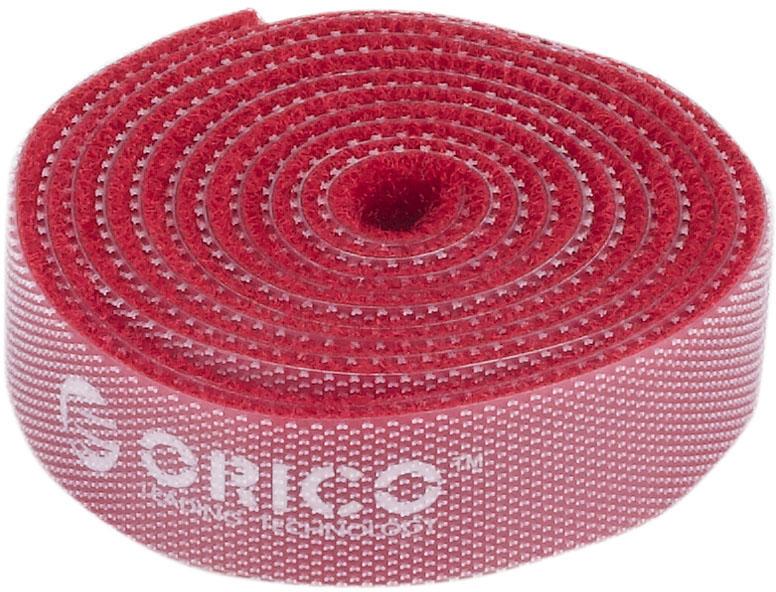 Orico CBT-1S - стяжка для кабелей (Red)