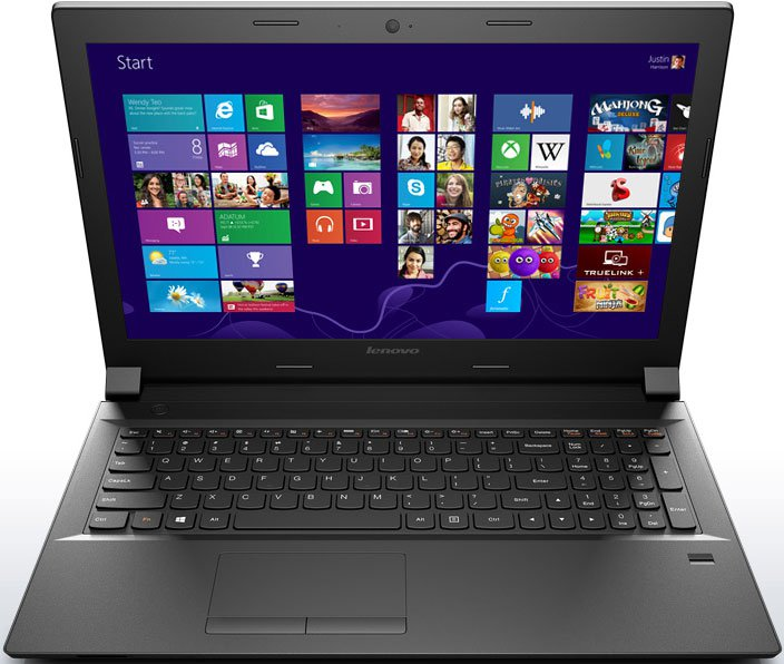 "Ноутбук Lenovo B50-80 15.6"" Intel Core i3 5005U 2.0Ghz, 4Gb, 1Tb HDD (80EW05PYRK)"