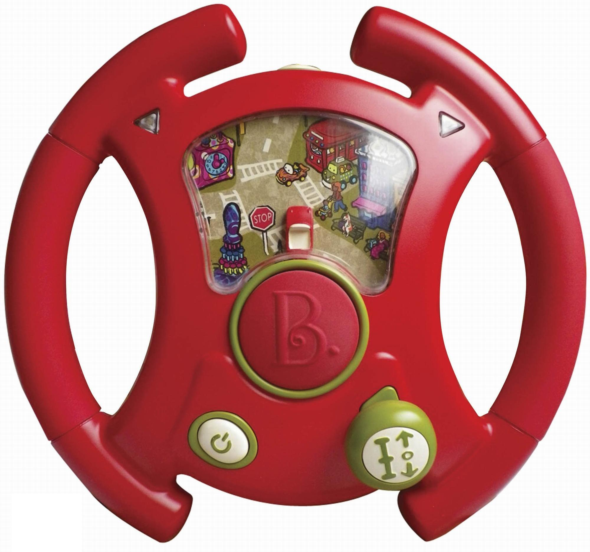 Руль B. Dot 68650 Тебе водить (Red)