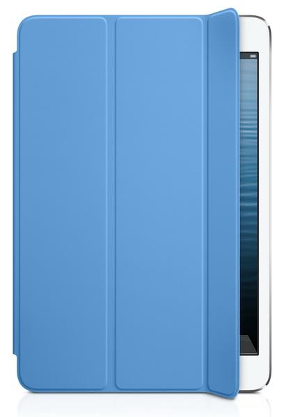 Apple iPad mini Smart Cover - Polyurethane (MD970LL/A) - ������������ ����� ��� iPad mini (Blue)