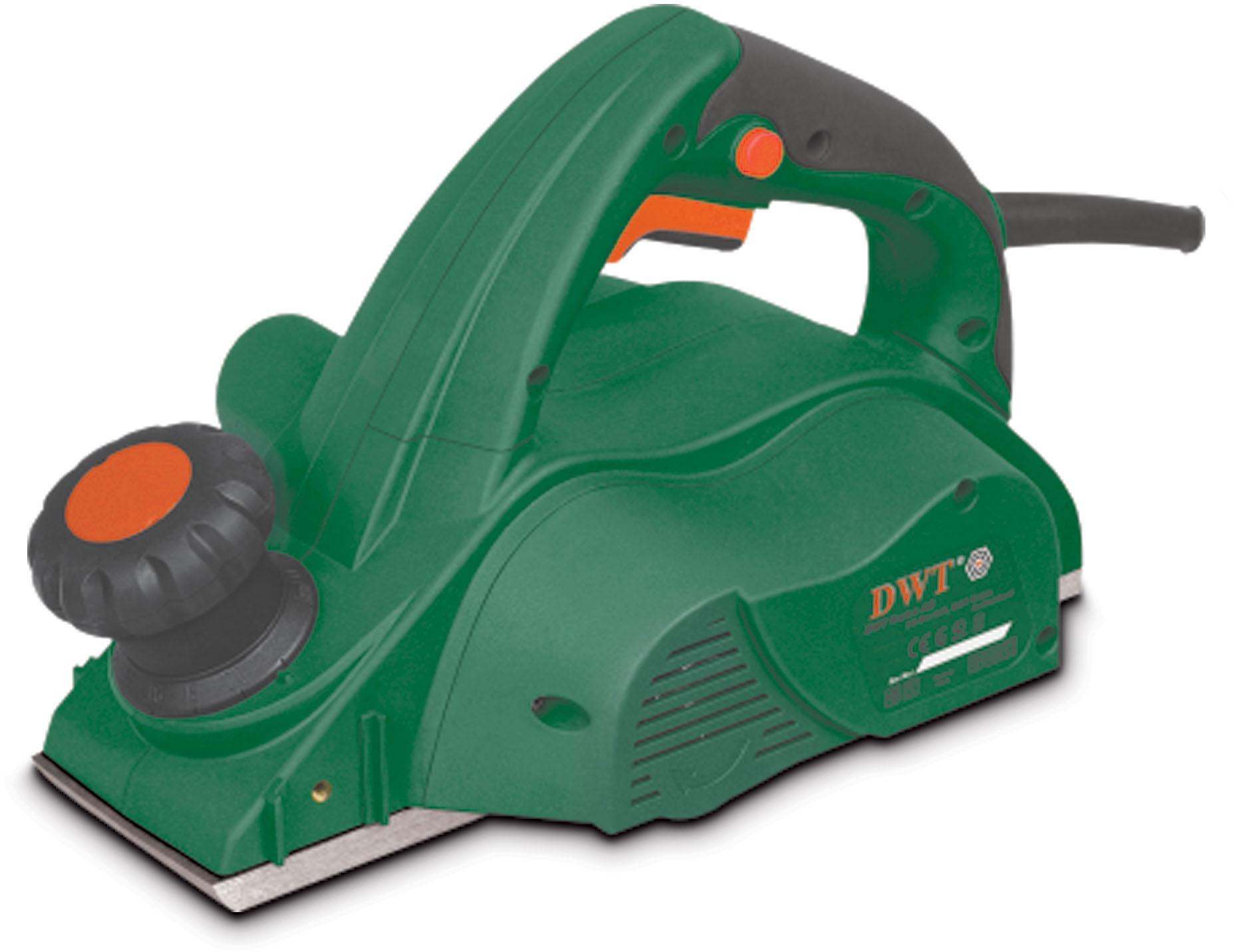 DWT HB02-82 - электрический рубанок (Green) от iCover