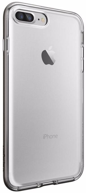 Spigen Neo Hybrid Crystal (043CS20539) - чехол для iPhone 7 Plus (Gunmetal) чехол накладка чехол накладка iphone 6 6s 4 7 lims sgp spigen стиль 1 580075