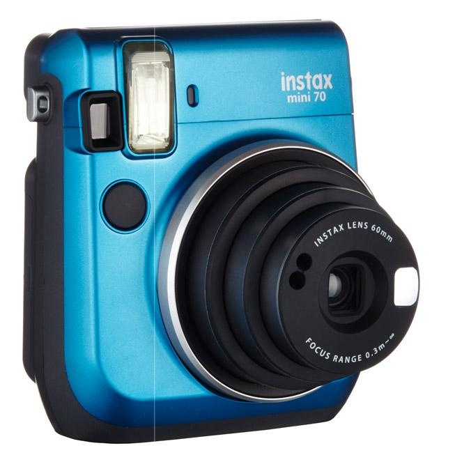 Fujifilm Camera Instax MINI 70 Blue
