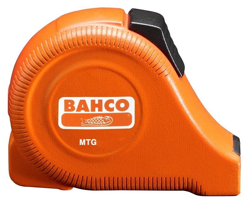 Рулетка Bahco 3 м MTG-3-16 (Orange)  рулетка bahco mts 8 25