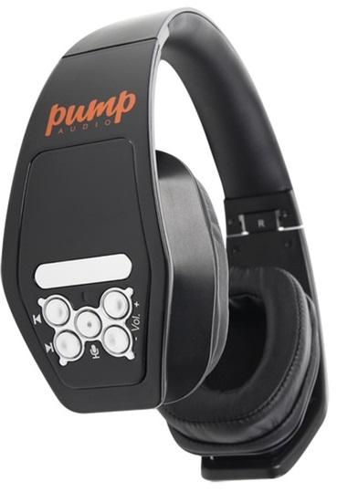 Pump Zeus - беспроводная гарнитура (Black)