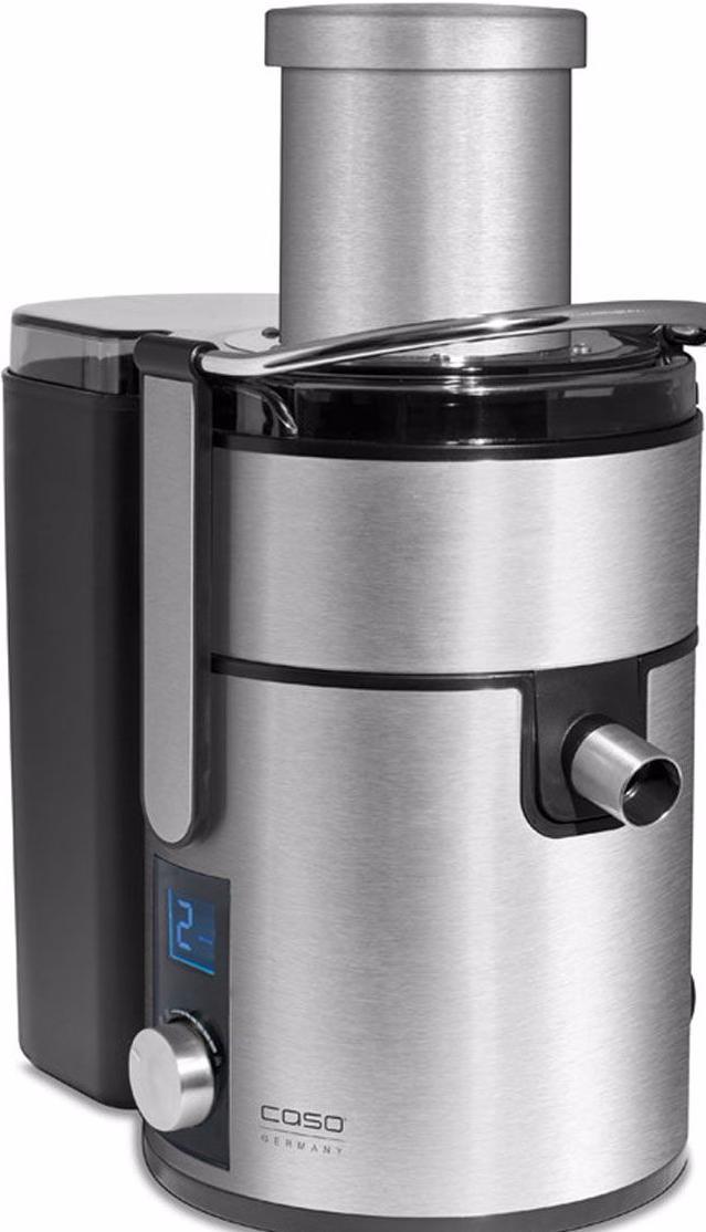 Caso PJ 1000 - соковыжималка (Black/Silver)