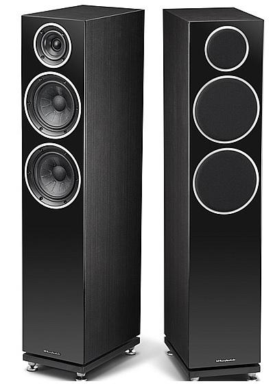 Wharfedale Diamond 230 - напольная акустическая система (Black)