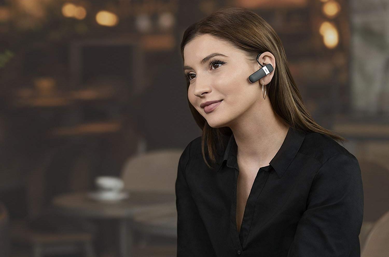 Моно-гарнитура Jabra Talk 15 Bluetooth (Black)
