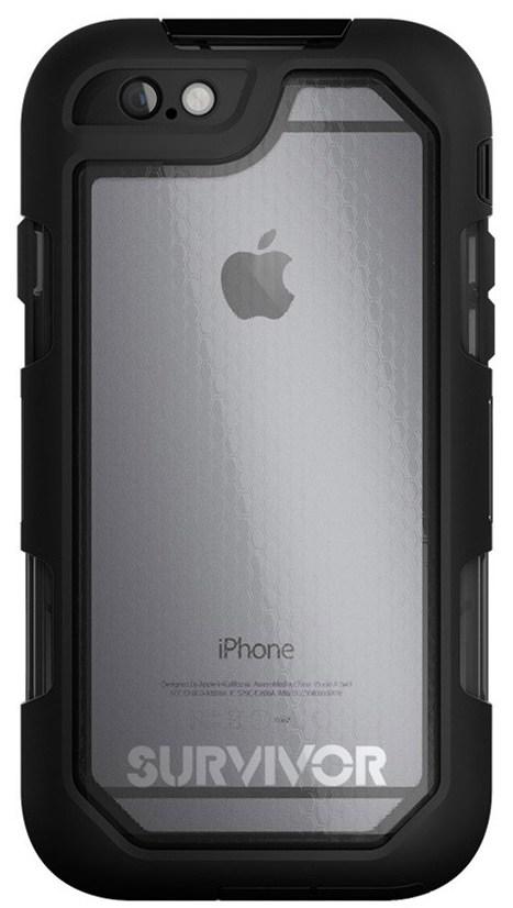 SurvivorЗащищенные чехлы для смартфонов<br>Чехол для Apple iPhone 6 Plus/6S Plus<br>