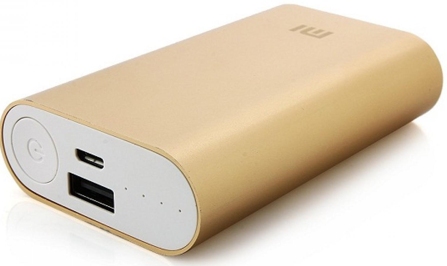Xiaomi Tech Mi Power Bank 10000 mAh нд