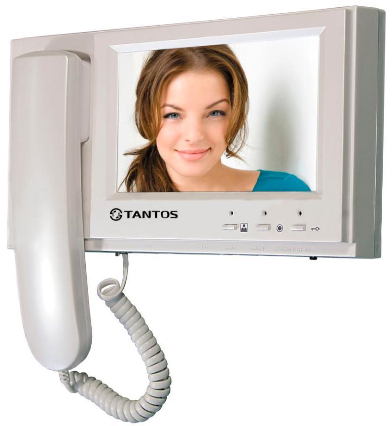 Tantos Loki SD (XL или VZ) - видеодомофон (White)