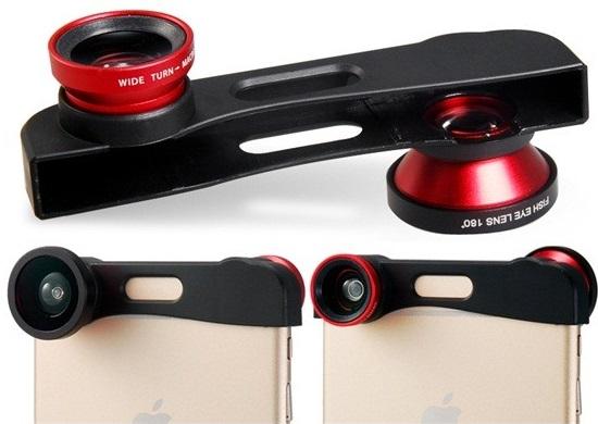 Photo Lens 3 in 1 iPhone 6 Plus