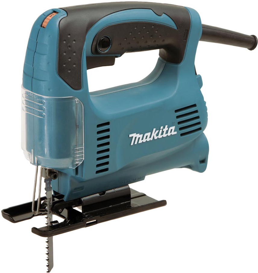 Makita 4327 (152052) - электрический лобзик (Blue)