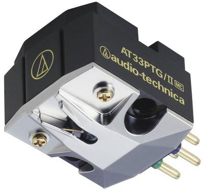 Audio-Technica AT33PTG/II - головка звукоснимателя