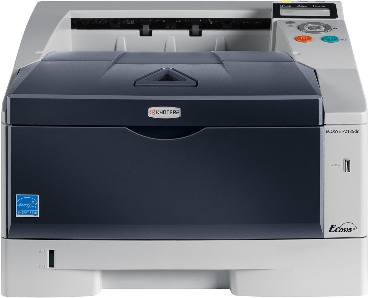 Kyocera Ecosys P2135DN (1102PJ3NL0) - лазерный принтер (Black/White)